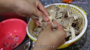 Đam Mê Ẩm Thực Chia-Nấm-thành-3-4-phần-rồi-vắt-ráo-nước-để-bát-riêng-dammeamthuc.com_