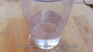 Đam Mê Ẩm Thực Cho-1-cup-Nước-1-cup-Dấm-dammeamthuc.com_