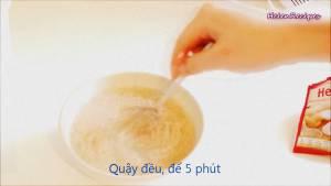 Đam Mê Ẩm Thực Cho-1-tsp-Đường-1-tsp-Men-nở-khô-210ml-Nước-ấm3-dammeamthuc.com_