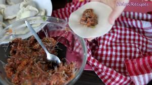 Đam Mê Ẩm Thực Cho-1-tsp-Nhân-thịt-Trứng-cút-vào-giữa-vỏ-Bánh3-dammeamthuc.com_