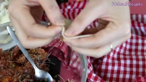 Đam Mê Ẩm Thực Cho-1-tsp-Nhân-thịt-Trứng-cút-vào-giữa-vỏ-Bánh7-dammeamthuc.com_