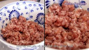 Đam Mê Ẩm Thực Cho-100g-Thịt-Heo-băm-dammeamthuc.com_