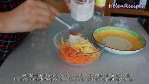 Đam Mê Ẩm Thực Cho-12-cup-Cà-rốt-Xoài-xanh-Đu-Đủ-bào-sợi2-dammeamthuc.com_