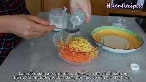 Đam Mê Ẩm Thực Cho-12-cup-Cà-rốt-Xoài-xanh-Đu-Đủ-bào-sợi3-dammeamthuc.com_