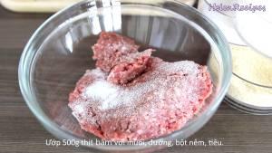 Đam Mê Ẩm Thực Cho-500g-Thịt-Heo-băm-nhỏ-1-tbsp-Muối-1-tbsp-Đường-dammeamthuc.com_