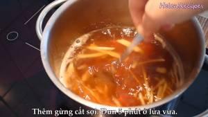 Đam Mê Ẩm Thực Cho-600ml-Nước-100-150g-Đường-Nâu4-dammeamthuc.com_