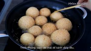 Đam Mê Ẩm Thực Cho-Bánh-lăn-qua-Vừng-Mè-rồi-vo-tròn-1-lần-nữa-cho-Vừng6-dammeamthuc.com_