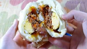 Đam Mê Ẩm Thực Cho-bánh-vào-nồi-đã-lót-giấy-và-hấp-trong-25-phút4-dammeamthuc.com_
