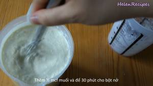 Đam Mê Ẩm Thực Cho-hỗn-hợp-Cơm-nguội-vào-hỗn-hợp-bột-bánh-Khọt2-dammeamthuc.com_