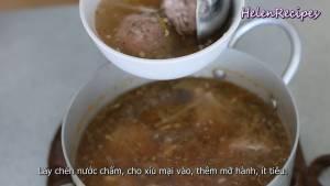 Đam Mê Ẩm Thực Cho-nước-chấm-pha-với-nước-dùng-Nước-dùng-vào-bát2-dammeamthuc.com_