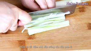 Đam Mê Ẩm Thực Hành-Boa-Rô-lấy-phần-đầu-trắng-rửa-sạch-băm-nhỏ-dammeamthuc.com_