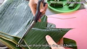 Đam Mê Ẩm Thực Lá-Chuối-xé-cỡ-10-12cm-xe-thêm-vài-sợi-mỏng-để-buộc-Bánh2-dammeamthuc.com_