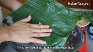 Đam Mê Ẩm Thực Lá-chuối-xé-cỡ-20x20cm-thoa-chút-Dầu-ăn-dammeamthuc.com_