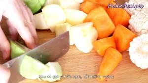 Đam Mê Ẩm Thực Ngô-Cà-Rốt-Su-Su-Hoặc-Su-Hào-củ-Đậu-rửa-sạch3-dammeamthuc.com_