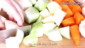 Đam Mê Ẩm Thực Ngô-Cà-Rốt-Su-Su-Hoặc-Su-Hào-củ-Đậu-rửa-sạch4-dammeamthuc.com_