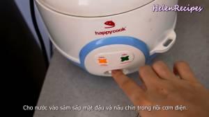 Đam Mê Ẩm Thực Sau-1-tiếng-cho-đậu-xanh-12-cup-Nước2-dammeamthuc.com_