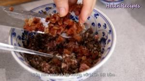 Đam Mê Ẩm Thực Sau-khi-ướp-xong-thêm-Mộc-nhĩ-băm2-dammeamthuc.com_