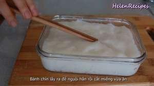 Đam Mê Ẩm Thực Sau-khi-Bánh-Đúc-đã-hấp-xong-cho-ra-và-chia-thành-từng-miếng-nhỏ-dammeamthuc.com_