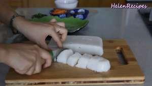 Đam Mê Ẩm Thực Sau-khi-Bánh-Đúc-đã-hấp-xong-cho-ra-và-chia-thành-từng-miếng-nhỏ3-dammeamthuc.com_
