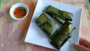 Đam Mê Ẩm Thực Sau-khi-hấp-xong-cho-Bánh-Bột-Lọc-ra-đĩa-dùng-kèm-với-Nước-mắm-Ớt-dammeamthuc.com_
