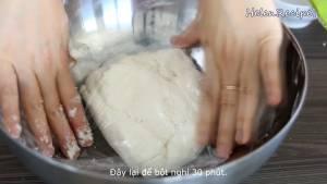 Đam Mê Ẩm Thực Sau-khi-nhào-xong-phủ-kín-màng-bọc-thực-phẩm-dammeamthuc.com_