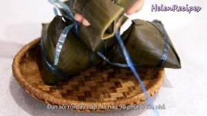 Đam Mê Ẩm Thực Sau-khi-ráo-nước-bóc-bánh-và-dùng-kèm-với-Nước-tương-pha-tương-ớt-dammeamthuc.com_