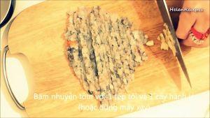 Đam Mê Ẩm Thực Thêm-1-nhánh-Tỏi-1-cây-Hành-Lá-và-tiếp-tục-băm-nhuyễn-rồi-cho-ra-bát-dammeamthuc.com_
