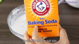 Đam Mê Ẩm Thực Thêm-14-tsp-Bột-nổi-Baking-Soda-dammeamthuc.com_