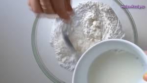 Đam Mê Ẩm Thực Thêm-dần-dần-hỗn-hợp-sữa-ở-bước-1-và-trộn-đều2-dammeamthuc.com_