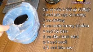 Đam Mê Ẩm Thực Cho-1-tsp-bột-Ngũ-vị-hương-1-tbsp-Đường-1-tsp-Tỏi-băm3-dammeamthuc.com_
