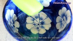 Đam Mê Ẩm Thực [Video] Cách làm bánh Bông Lan Trứng Muối