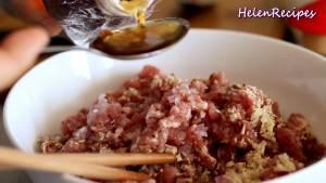 Đam Mê Ẩm Thực Cho-500g-thịt-Heo-băm-1-tbsp-Hành-tím-băm6-dammeamthuc.com_