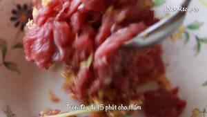 Đam Mê Ẩm Thực Cho-Thịt-Bò-cắt-lát-14-tsp-Muối-14-tsp-Đường10-dammeamthuc.com_