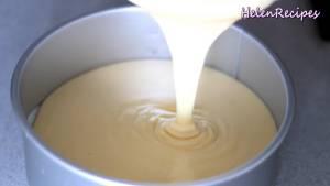 Đam Mê Ẩm Thực Cho-hỗn-hợp-bột-vào-khuôn-đã-lót-giấy-nến2-dammeamthuc.com_-1