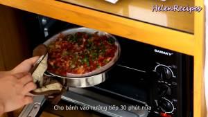 Đam Mê Ẩm Thực Cho-khuôn-vào-lò-và-nướng-tiếp-20-phút-dammeamthuc.com_