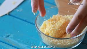 Đam Mê Ẩm Thực Lăn-miếng-Sữa-qua-lớp-Bột-mì-nhúng-vào-hỗn-hợp-trứng5-dammeamthuc.com_