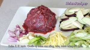 Đam Mê Ẩm Thực Sắp-Thịt-Bò-và-các-loại-rau-củ-ra-đĩa2-dammeamthuc.com_