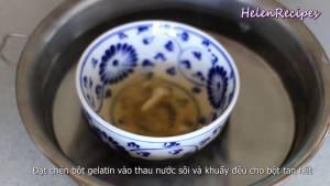 Đam Mê Ẩm Thực Sau-15-phút-đặt-bát-gelatin-vào-thau-nước-nóng-dammeamthuc.com_