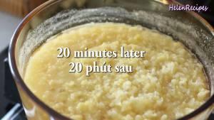 Đam Mê Ẩm Thực Sau-20-phút-thêm-1-cup-Nước-Cốt-Dừa-và-đun-cho-đến-khi-sôi-dammeamthuc.com_