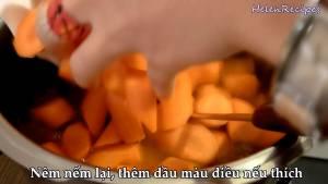Đam Mê Ẩm Thực Sau-khi-hầm-xong-cho-Cà-Rốt-3-tbsp-Dầu-Màu-Điều2-dammeamthuc.com_