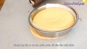 Đam Mê Ẩm Thực Sau-khi-nướng-xong-nhanh-tay-lấy-bánh-ra-và-trải-đều-nhân-mặm-dammeamthuc.com_