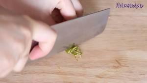 Đam Mê Ẩm Thực Sau-khi-sôi-cho-Vỏ-quít-thái-chỉ-không-bắt-buộc-rồi-tắt-bếp2-dammeamthuc.com_
