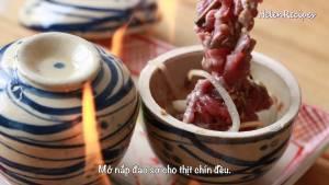 Đam Mê Ẩm Thực Thêm-Cồn-vào-đĩa-rồi-châm-lửa-nướng-thỉnh-thoảng-mở-nắp-đảo-cho-chín-đều3-dammeamthuc.com_