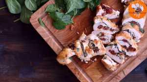 Đam Mê Ẩm Thực menu-cach-lam-ga-cuon-sot-pho-mai-ca-chua-dammeamthuc.com_